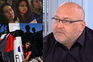 """Ekspert od terroryzmu: """"Ja swoich córek obecnie do Francji bym nie wysłał"""""""