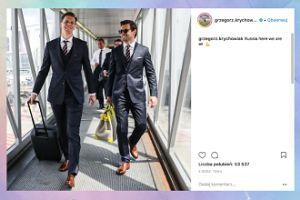 Mundial 2018: Krychowiak chwali się zdjęciami z kolegami z drużyny