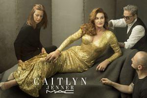 Caitlyn Jenner w reklamie kosmetyków