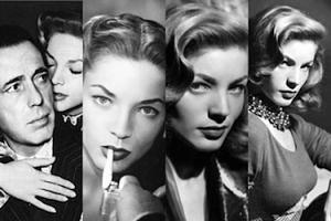 Gwiazdy Złotej Ery Hollywood: Lauren Bacall (ZDJĘCIA)