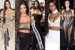 Zobaczcie wszystkie stylizacje Kim Kardashian z Paryża. Która najlepsza? (ZDJĘCIA)