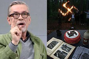 """Żakowski o polskich nazistach: """"Bohater reportażu to asystent posła Winnickiego. Kukiz wprowadził neonazistę do polityki?"""""""