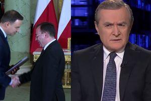 """Gliński o ułaskawieniu Kamińskiego: """"Decyzja jak najbardziej słuszna!"""""""