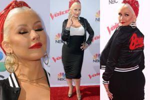 Christina Aguilera jako pin-up girl (ZDJĘCIA)