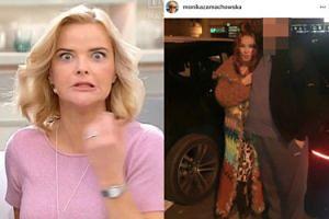 """Zamachowska próbuje upokorzyć Minge na Instagramie. Pokazała zdjęcie jej """"tajemniczego"""" męża! (FOTO)"""