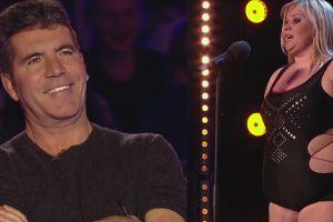 """Puszysta tancerka... NA RURZE w brytyjskim """"Mam talent""""!"""