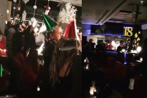 Mamy nagranie z klubu nocnego w Stambule tuż przed zamachem