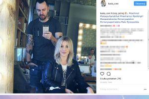 Kasia Cerekwicka chwali się nową fryzurą