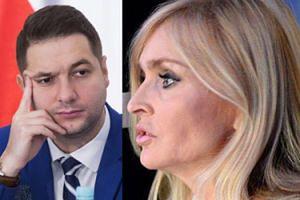 """Wściekła Olejnik tłumaczy: """"Materiał TVP jest MANIPULACJĄ! Mieszkanie kupiłam zgodnie z prawem!"""""""
