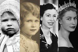 ZANIM ZOSTAŁA KRÓLOWĄ: Niezwykłe zdjęcia Elżbiety II!