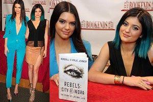 18-letnia Kendall i 16-letnia (!) Kylie promują... pierwszą książkę!