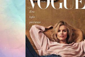 """Eva Herzigova w nowym """"Vogue Polska"""""""