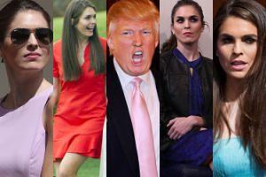 """Donald Trump zdradza Melanię z 29-letnią podwładną? """"Ich znajomość zaczęła być alarmująca"""" (ZDJĘCIA)"""