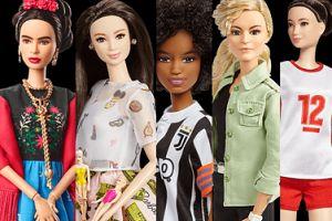Barbie wypuszcza 17 nowych modeli na Dzień Kobiet. Kahlo, WOJCIECHOWSKA, Jenkins... (ZDJĘCIA)
