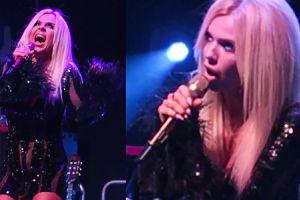 Doda śpiewa piosenkę Chylińskiej...