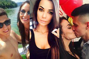 Miłość Bartka Kapustki kwitnie na Instagramie. Znacie jego dziewczynę? (ZDJĘCIA)