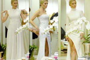 Mlynkova wybiera suknię ślubną! (ZDJĘCIA)
