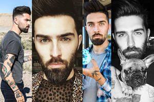 CIACHO TYGODNIA: Wytatuowany model i fotograf - Chris John Millington (ZDJĘCIA)