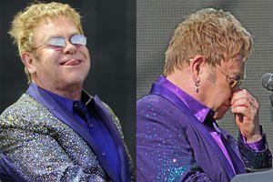 """Elton John uwierzył, że... Putin organizuje paradę gejowską! """"Chętnie wezmę w niej udział!"""""""