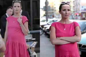 Mrozowska w 8. miesiącu ciąży!