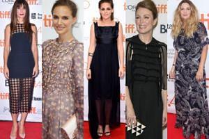 Kristen Stewart, Sandra Bullock i Natalie Portman na festiwalu filmowym w Toronto! (ZDJĘCIA)