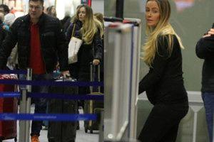 Michalczewski z ciężarną żoną lecą do Dubaju! (ZDJĘCIA)