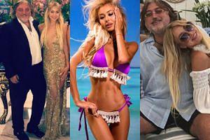 """Jak wyglądają kulisy zagranicznej kariery """"polskiej Barbie""""? Fani twierdzą, że za """"sukcesem"""" 26-latki stoi 56-letni milioner... (ZDJĘCIA)"""