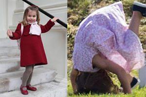"""Książę William chwali się trzyletnią córką: """"Ma bzika na punkcie mody!"""""""