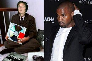 Kanye nagrał piosenkę z McCartneyem! Fani rapera... NIE WIEDZĄ, O KOGO CHODZI!