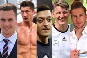 Dziś Polacy grają z Niemcami. Którzy przystojniejsi? PORÓWNAJCIE ZDJĘCIA...