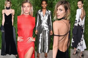 """Anja Rubik, Solange Knowles i Karlie Kloss na imprezie """"Vogue'a"""" w Nowym Jorku (ZDJĘCIA)"""