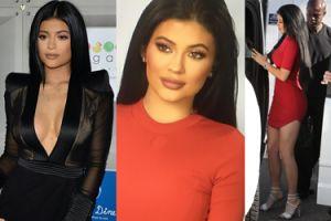 18-letnia Kylie zamienia się w Kim Kardashian? (ZDJĘCIA)