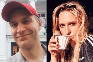 """Michał Żebrowski z żoną chronią prywatność, opowiadając o miłości w telewizji: """"Coraz mniej wyglądasz jak bufon!"""""""