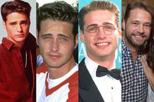 """Ciacho Tygodnia: Brandon Walsh z """"Beverly Hills 90210"""" (ZDJĘCIA)"""