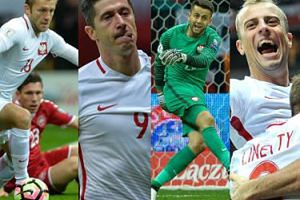 Tak wyglądał mecz Polska-Dania (DUŻO ZDJĘĆ)