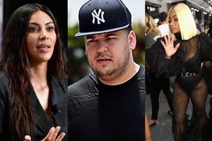 """Rob Kardashian przeprasza rodzinę: """"MIAŁYŚCIE RACJĘ. Chciałem, żeby Dream dorastała z mamą i tatą"""""""