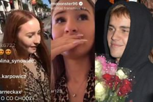 """Wreszcie się udało: Angelika Mucha PODAŁA RĘKĘ Bieberowi. """"Całe życie czekałam na ten moment""""!"""
