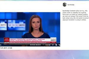 """Korwin-Piotrowska o TVP Info: """"Goebbels byłby dumny"""""""