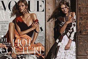 """Małgosia Bela w niemieckim """"Vogue'u""""!"""