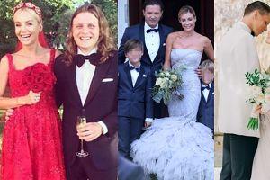Najgłośniejsze śluby 2016 roku (WIDEO)