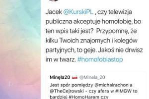 Sylwester Latkowski przeciwny homofobii