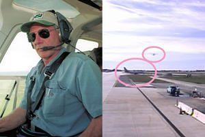 Harisson Ford lądując prawie ZDERZYŁ SIĘ Z SAMOLOTEM z 110 pasażerami na pokładzie!