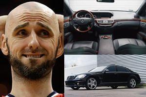 """Gortat sprzedaje samochód, który kupił za 1,5 MILIONA! Chce za niego """"tylko"""" 249 tysięcy (FOTO)"""