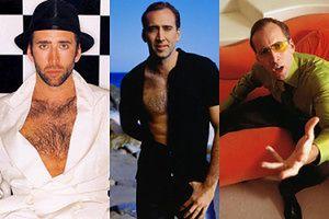 Nicolas Cage ma dziś urodziny! (DUŻO ZDJĘĆ)
