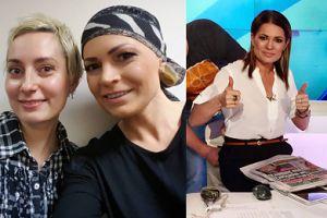 """Chora na raka dziennikarka Polsatu motywuje na Facebooku: """"Badaj cycki!"""""""