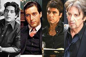 Al Pacino KOŃCZY DZIŚ 74 lata! (DUŻO ZDJĘĆ!)