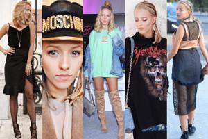"""Jessica Mercedes otrzymała tytuł... """"fashion icon"""". Zasłużyła? (ZDJĘCIA)"""
