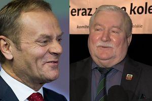 """Wałęsa gratuluje Tuskowi: """"Doceniliśmy człowieka, który dobrze się spisuje. Nie zasłużył, by go inaczej potraktowano"""""""