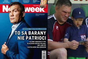 """Michalczewski: """"My, Polacy, jesteśmy jak WIEŚNIAKI! KATOLICY-OBŁUDNICY"""""""
