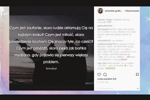 """Godlewska filozofuje na Instagramie: """"Czym jest miłość?"""""""